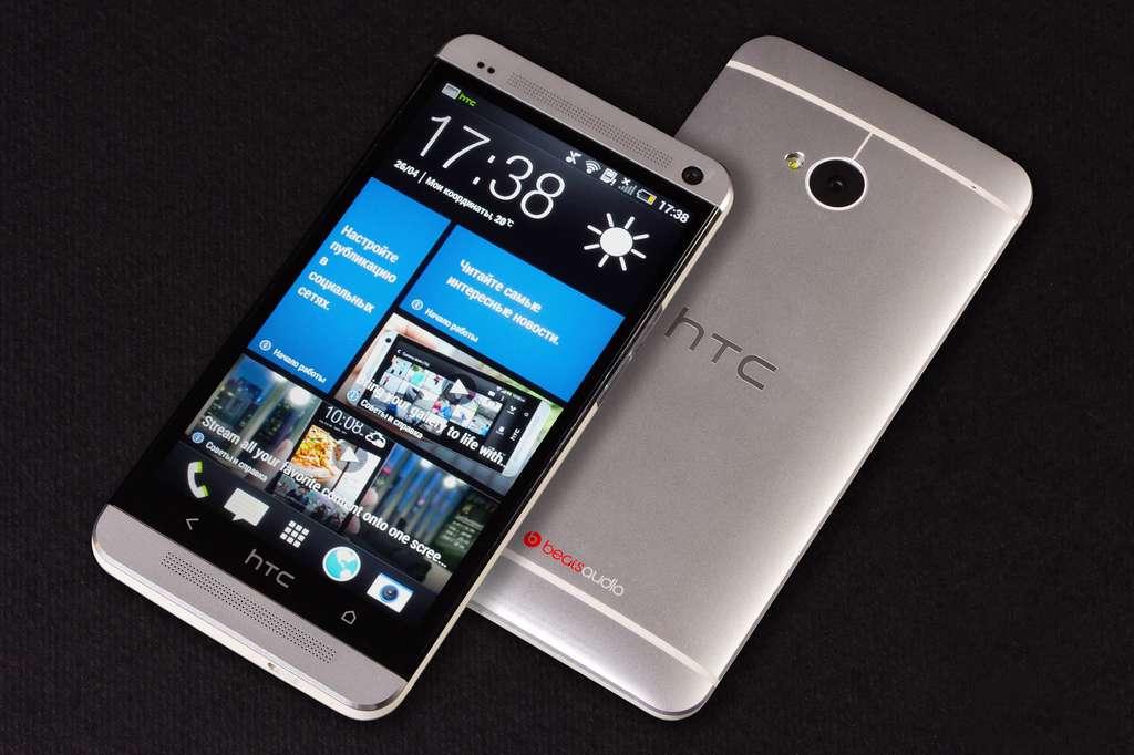 внешний вид HTC One Dual SIM