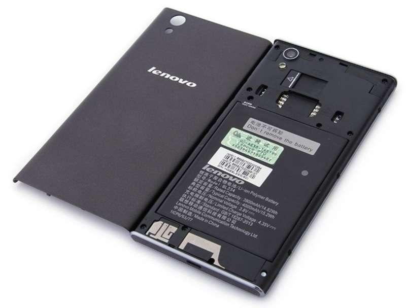 Lenovo P70 аккумулятор