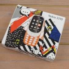 Коробка Nokia 3310 (2017)