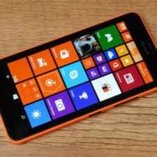 Лицевая панель Microsoft Lumia 640 XL