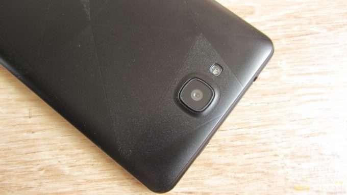 Oukitel C3 камера