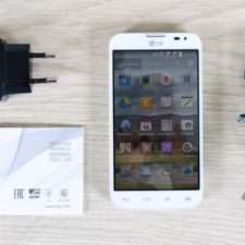 LG L70 комплектация