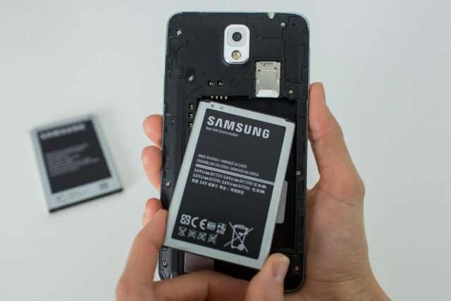 Батарея Samsung Galaxy A3