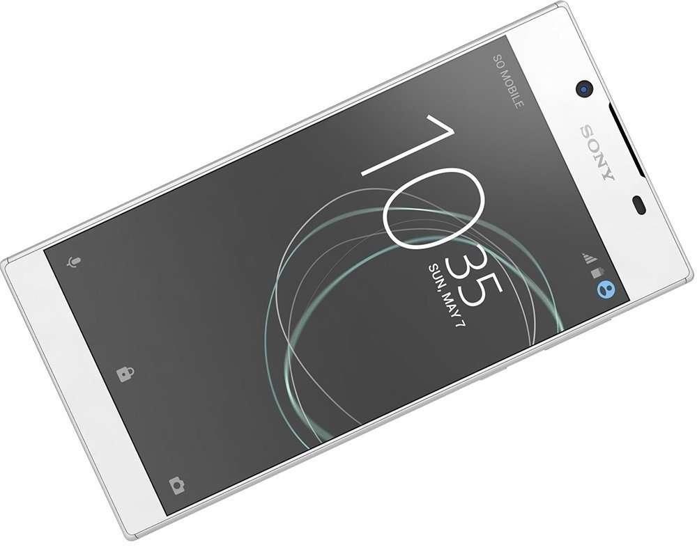 Дизайн смартфона Sony Xperia L1.