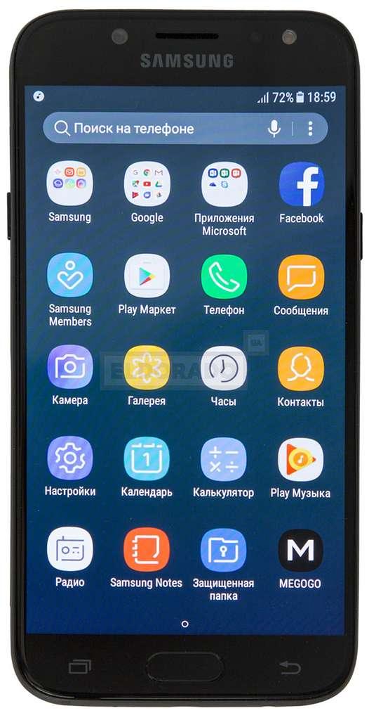 Samsung Galaxy J5 дисплей