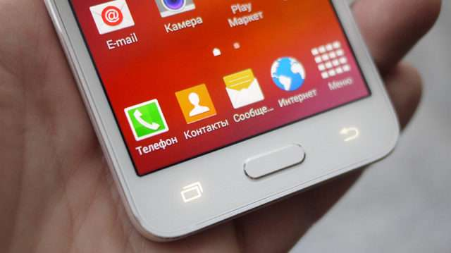 Дисплей Samsung Galaxy A3