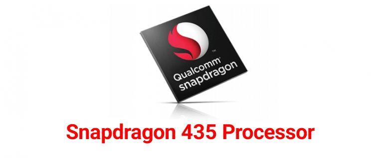 Процессор Qualcomm Snapdragon 435