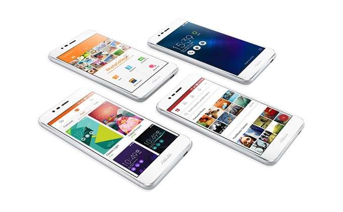 ASUS ZenFone 3 Max дисплей