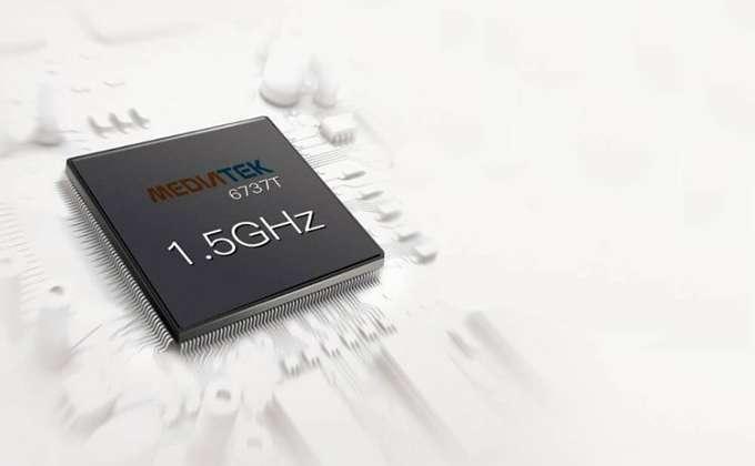 ASUS ZenFone 3 Max процессор