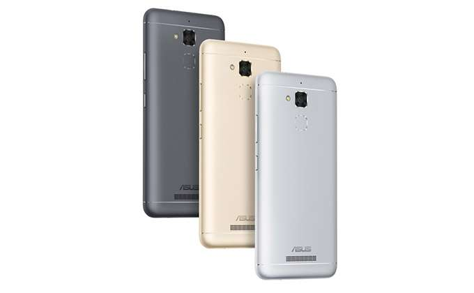 ASUS ZenFone 3 Max цвет