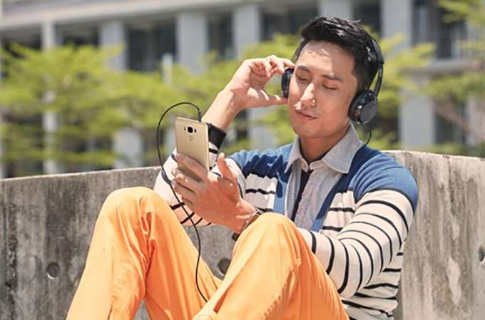 ASUS ZenFone 3 Max звук