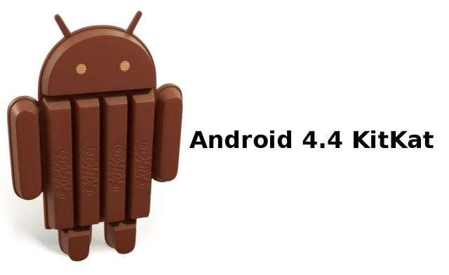 Оболочка Android 4.4 KitKat