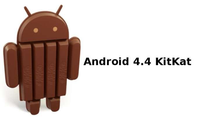 операционная система Android 4.4 KitKat