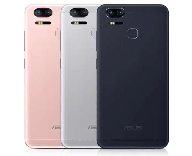 Цветовые решения Asus ZenFone 3 Zoom