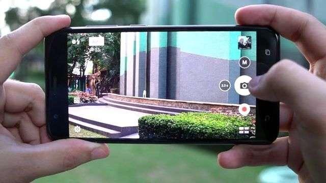 Съемка на Asus ZenFone 3 Zoom