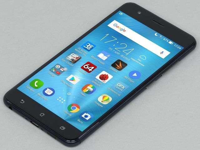 Стильный дизайн Asus ZenFone 3 Zoom