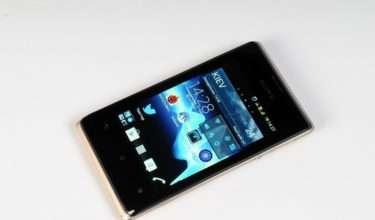 Обзор Sony Xperia E