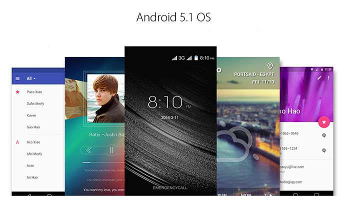 Androd 5.1