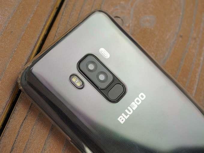 Bluboo S8 Основная камера
