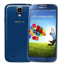 Samsung Galaxy S4 I9500 синий