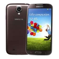 Samsung Galaxy S4 I9500 коричневый