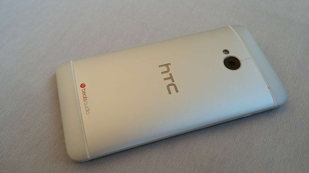 Задняя панель HTC One Dual SIM