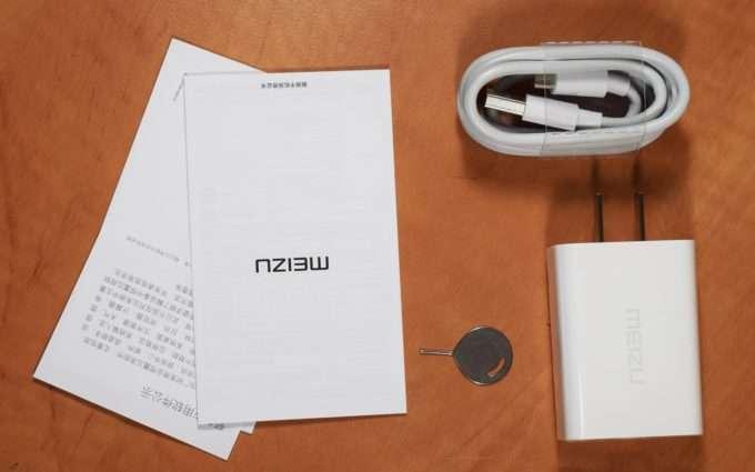 комплектация Meizu M6 Note