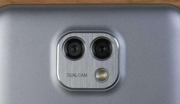 LG X Cam задняя камера
