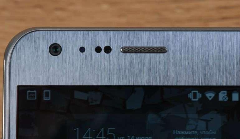 LG X Cam фронтальная камера