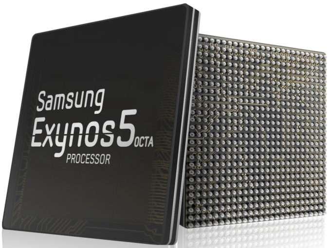 процессор Samsung Exynos Octa 5 5433