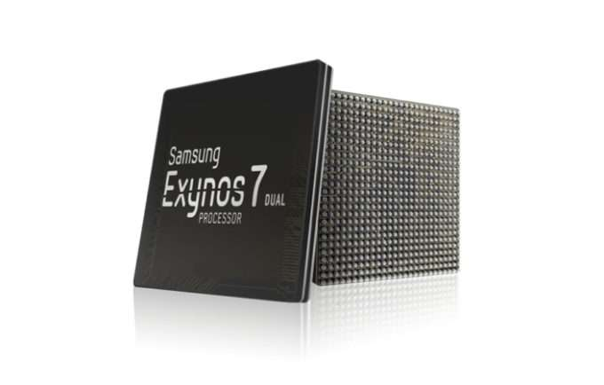 Samsung Exynos 7 Dual
