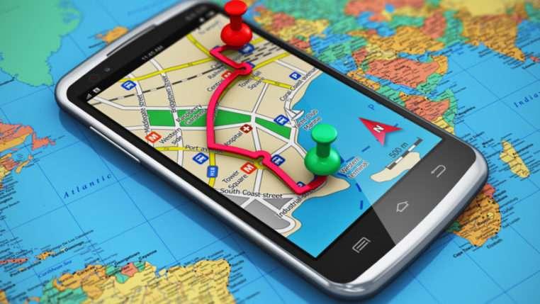 gps навигация на смартфонах