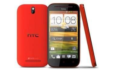 Дизайн HTC One SV