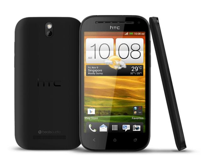 Внешний вид HTC One SV