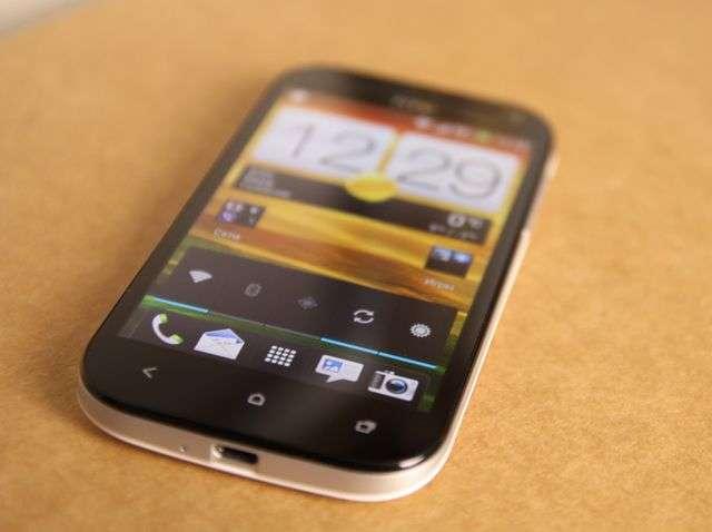 Дисплей HTC One SV