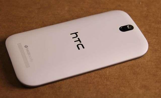 Задняя крышка и динамик HTC One SV