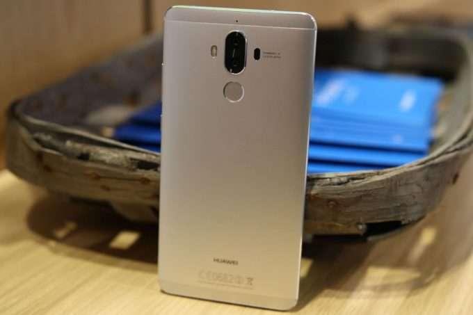 Huawei Mate 9 тыльная панель