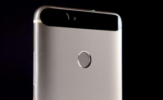 сканер отпечатков пальцев Huawei Nova