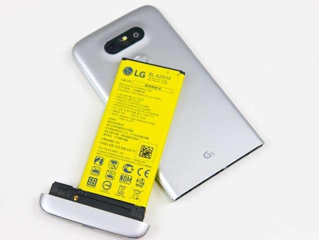 LG G5 SE аккумулятор