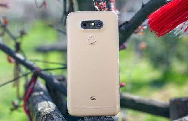 Внешний вид LG G5
