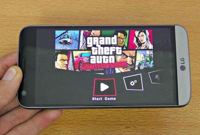 Игры на LG G5