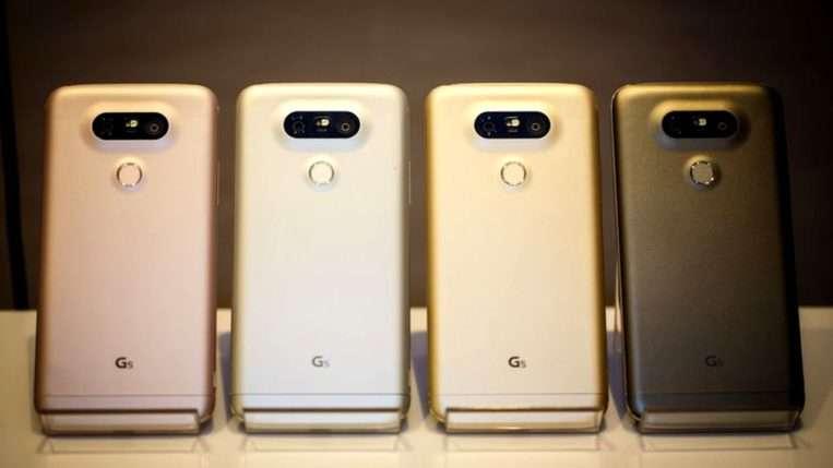 Дизайн LG G5