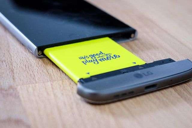 Батарея LG G5