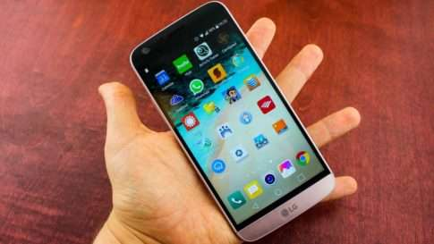 Дизайн LG G6
