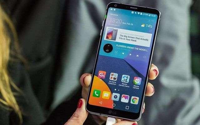Программное обеспечение LG-G6