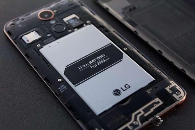 LG K10 аккумулятор