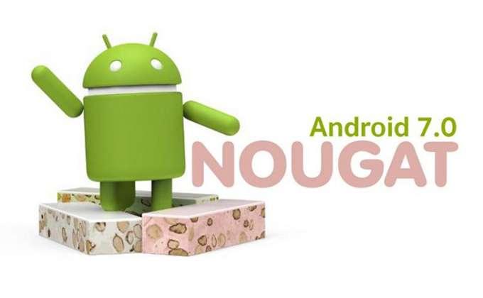LG K10 андроид 7