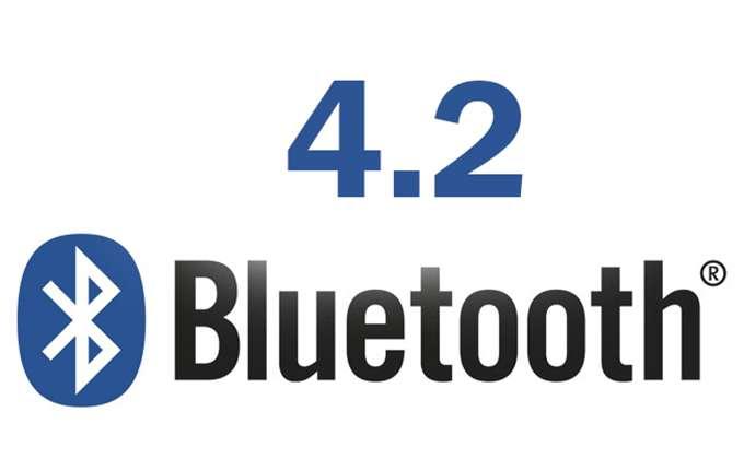 LG K10 Bluetooth 4.2