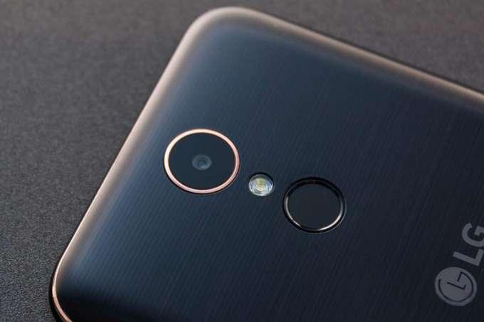 LG K10 Основная камера