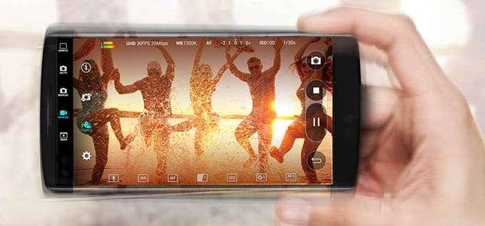 LG V10 дисплей